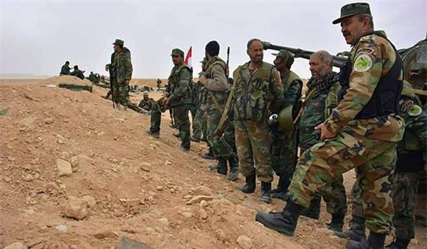 Quân đội Syria đánh bại IS, chiếm trạm điện chiến lược ở Salamiyeh