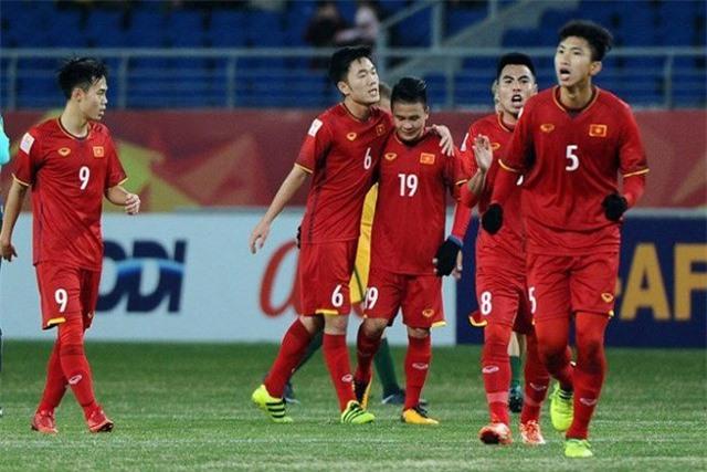 Lịch thi đấu môn bóng đá nam Asiad 2018