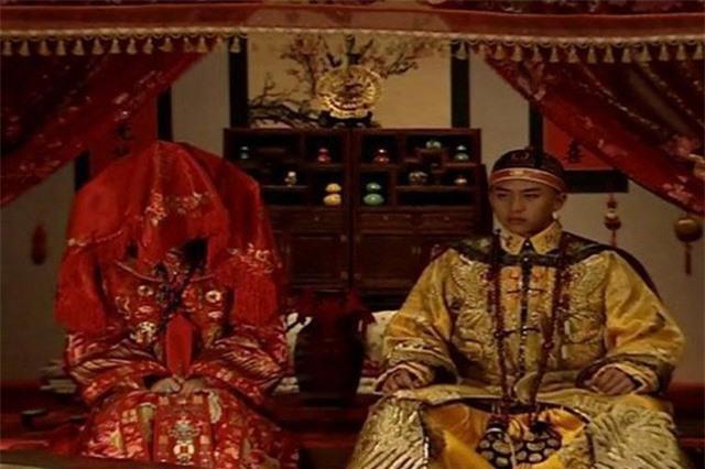 Khám phá đại hôn lễ xa hoa của hoàng đế Trung Quốc