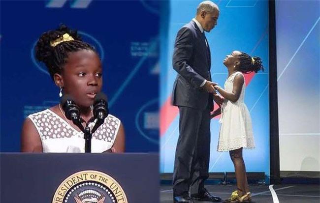 9 tuổi khởi nghiệp, 13 tuổi thành CEO trẻ nhất nước Mỹ của cô bé gốc Phi