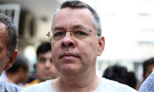 Mỹ bác đề xuất thả mục sư để được bỏ trừng phạt của Thổ Nhĩ Kỳ