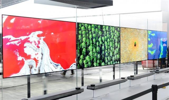 """LG """"thống trị"""" thị trường TV OLED toàn cầu"""