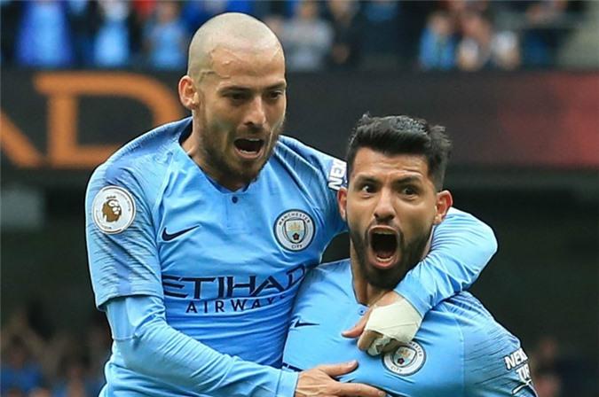 Đội hình tiêu biểu vòng 2 Premier League: Man City áp đảo