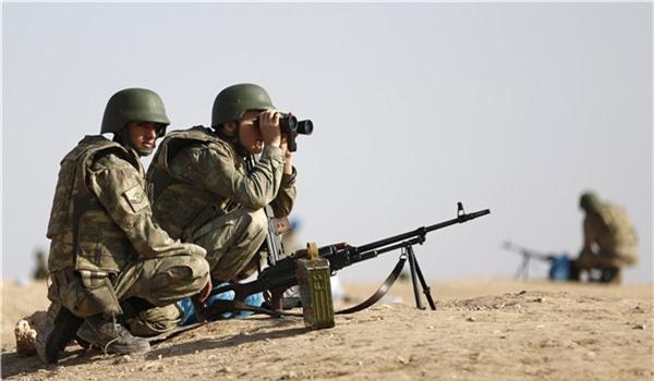 Động thái đáng chú ý của quân đội Thổ Nhĩ Kỳ ở Bắc Syria