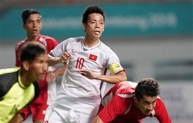 Văn Quyết nói gì về tin đồn được ưu ái ở Olympic Việt Nam?