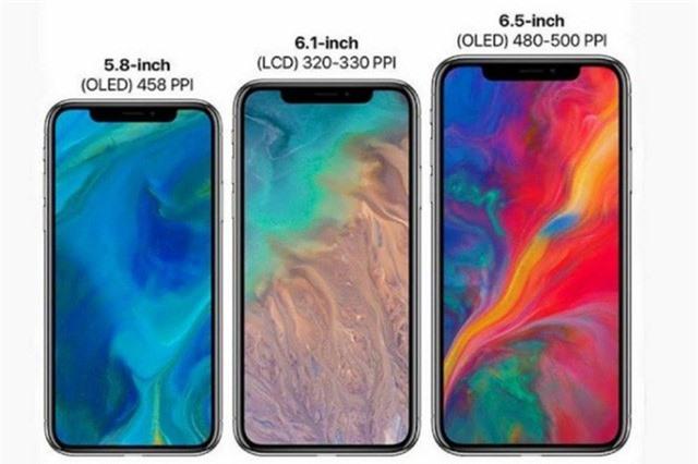 Lộ thời điểm ra mắt và ngày lên kệ bộ 3 iPhone mới của Apple