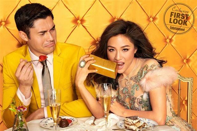 Bộ phim về giới siêu giàu châu Á gây tiếng vang lớn với doanh thu 34 triệu USD