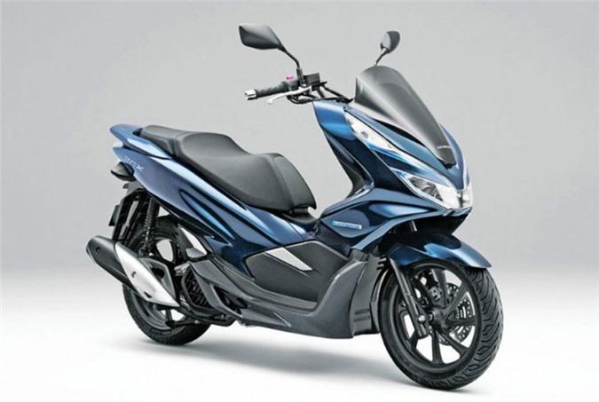 Honda PCX Hybrid ra mắt thị trường Việt, giá 89,99 triệu đồng