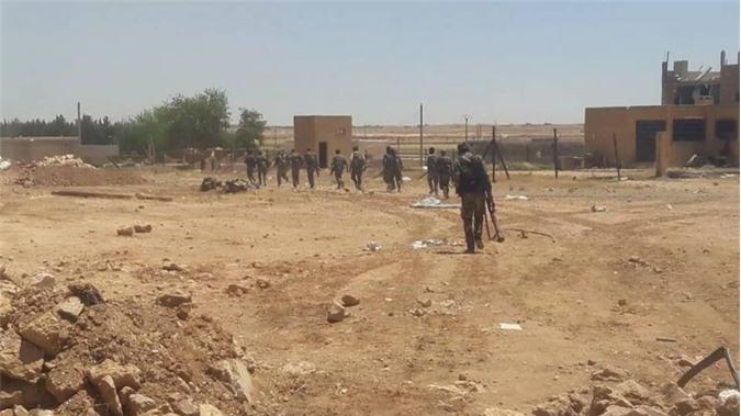 Cố tình lẻn vào căn cứ quân đội Syria ở Idlib, phiến quân gặp họa