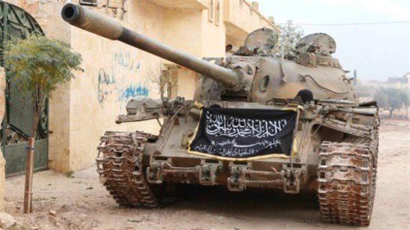Phiến quân HTS xâm nhập bất thành, quân đội Syria nã loạt tên lửa đáp trả