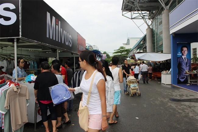 240 doanh nghiệp tham gia hội chợ khuyến mại