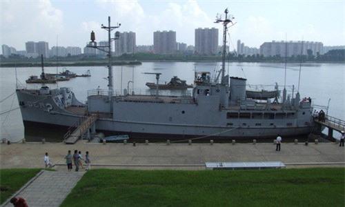 Nghị sĩ Mỹ muốn Triều Tiên trả lại tàu do thám USS Pueblo
