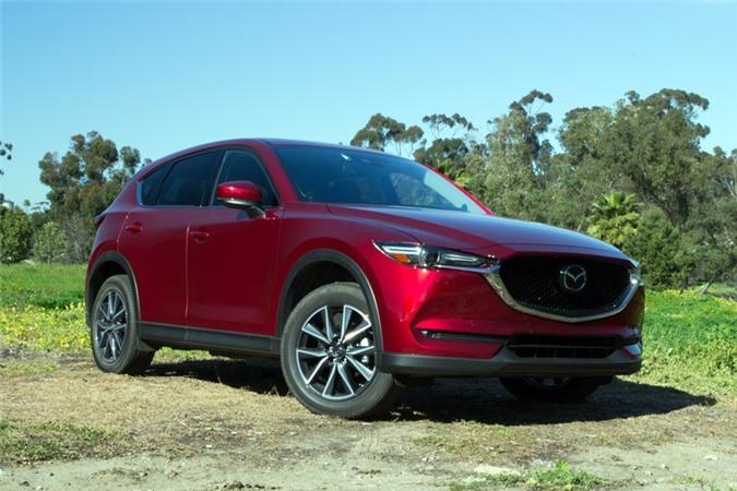 6. Mazda CX-5 (doanh số: 239.629 chiếc).