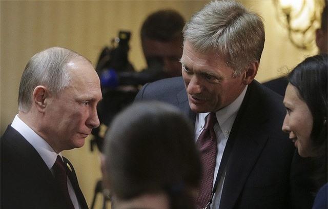 Trợ lý lâu năm tiết lộ tính cách của Tổng thống Putin