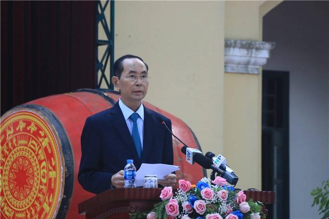 Chủ tịch nước Trần Đại Quang: Năm học 2018 – 2019 có ý nghĩa quan trọng đối với ngành Giáo dục nước nhà