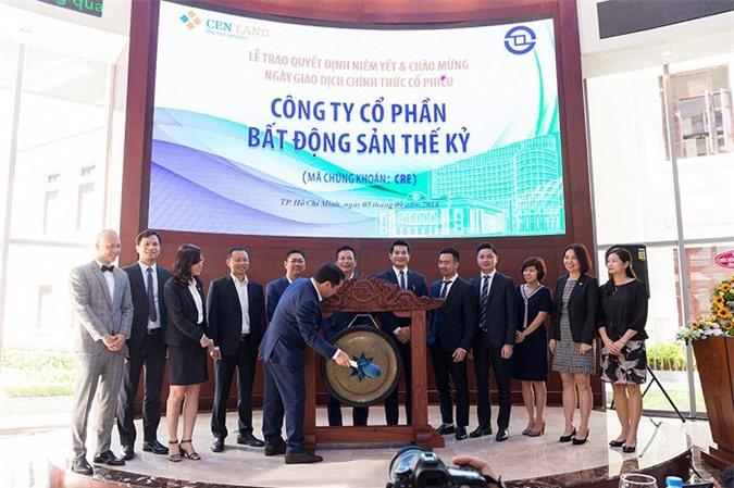 50 triệu cổ phiếu CRE của doanh nghiệp môi giới lên sàn HOSE