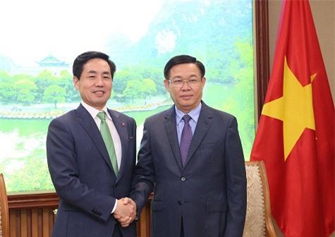 Lotte muốn đầu tư vào fintech tại Việt Nam
