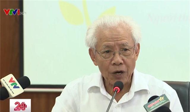 GS Hồ Ngọc Đại lên tiếng về chương trình Công nghệ giáo dục - Ảnh 1.