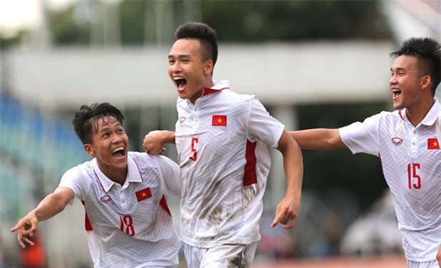 U19 Việt Nam đụng toàn đối khủng ở giải Tứ hùng Qatar
