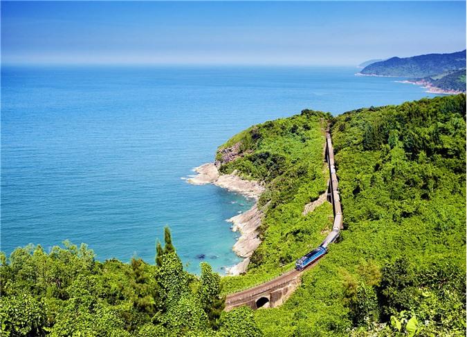 Tàu Thống nhất là một trong 5 tuyến xe lửa tuyệt nhất thế giới