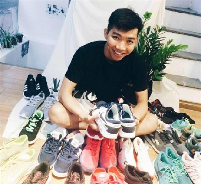 Chàng trai từng độ giày tiền tỷ cho thiếu gia Hà Nội