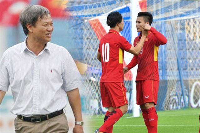HLV Lê Thụy Hải: 'Quang Hải chưa đủ lớn để xuất ngoại'