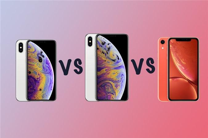 Giá bán và thời điểm lên kệ bộ ba iPhone 2018