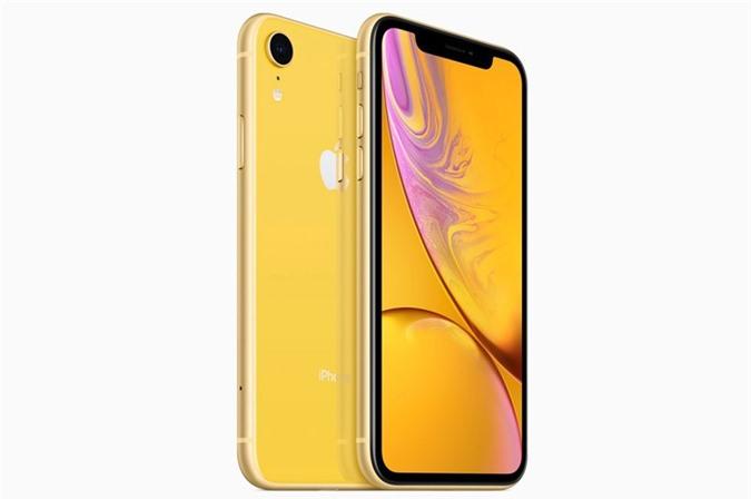 Cận cảnh mẫu iPhone rẻ nhất vừa được ra mắt