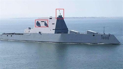 """Lý do siêu tàu khu trục Mỹ """"hy sinh"""" khả năng tàng hình"""