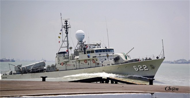 Tàu tên lửa tấn công nhanh HQ Indonesia biến thành quả cầu lửa khổng lồ: Thảm họa nối tiếp - Ảnh 1.
