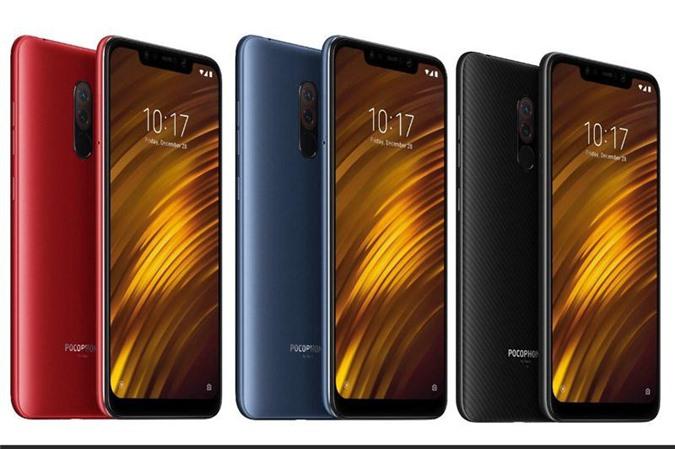 Xiaomi Pocophone F1.