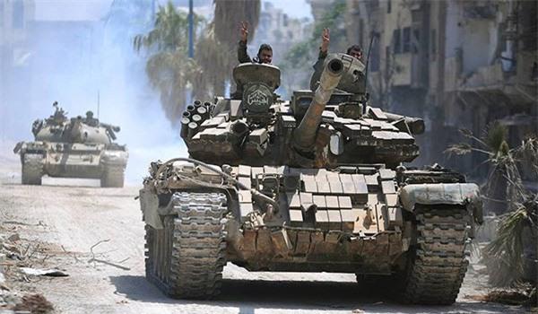Lính Syria san phẳng trung tâm chỉ huy Al-Nusra ở Idlib, không tay súng nào sống sót