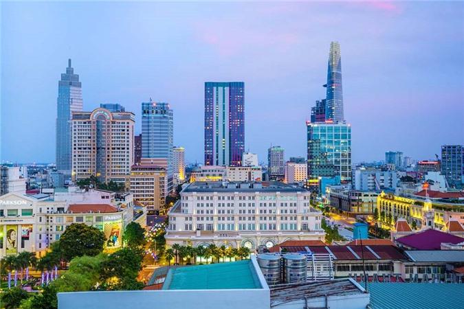 TP.HCM: Kêu gọi đầu tư xây dựng hai trung tâm cốt lõi của đô thị thông minh