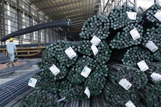Giá thép nhập khẩu tăng mạnh, đẩy chi nhập khẩu 8 tháng vọt lên 6,72 tỷ USD