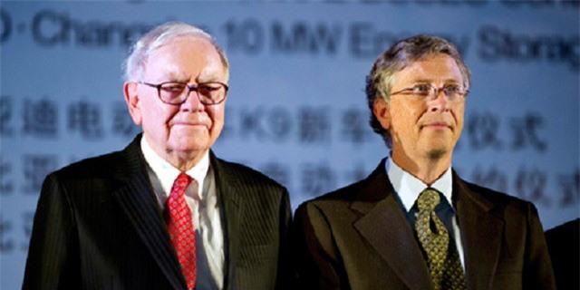 4 điều giá trị Bill Gates học được từ Warren Buffett