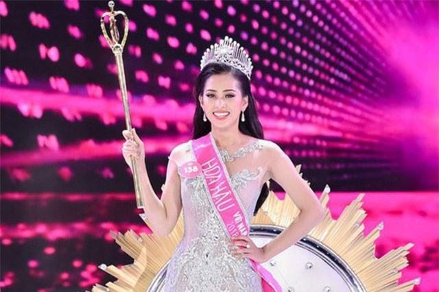 Lộ bảng điểm kém và clip đi bar, Á hậu Thụy Vân nhắn nhủ gì với Hoa hậu Tiểu Vy?