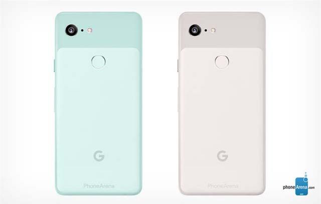 Google Pixel 3 sẽ có tùy chọn tông màu kép mới, dịu dàng và nữ tính