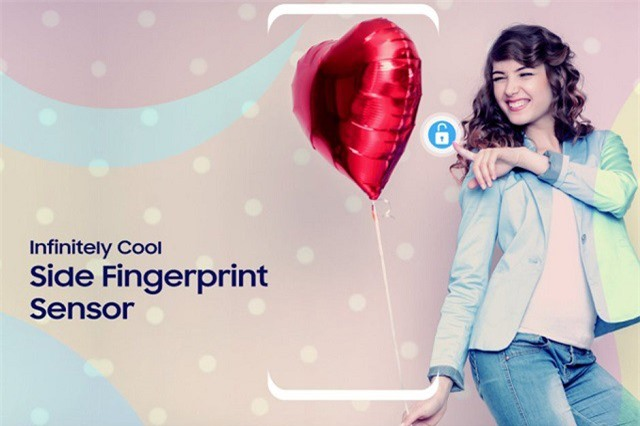 Samsung Galaxy J4 Plus và J6 Plus sở hữu màn hình Infinity Display, cảm biến vân tay ở cạnh bên