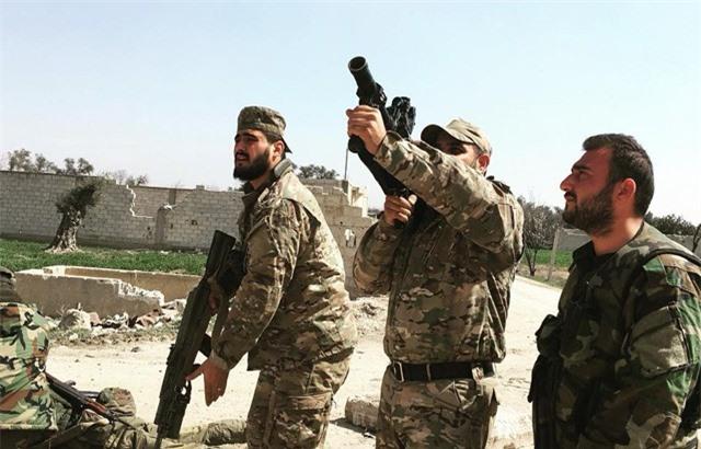 Giao tranh ở Idlib vẫn ác liệt bất chấp thỏa thuận giữa Putin và Erdogan