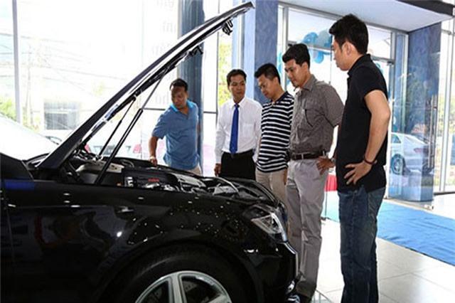 Chi phí để một chiếc ôtô mới có thể lăn bánh ở Việt Nam
