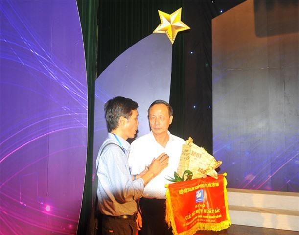Ông Hoàng Quốc Đạt - Phó Chủ tịch Hiệp hội Doanh nghiệp tỉnh Hà Giang