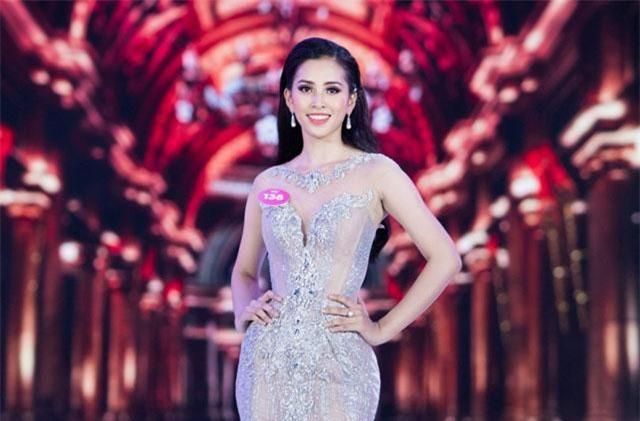 Cư dân mạng nói gì về bảng điểm của tân Hoa hậu Trần Tiểu Vy?