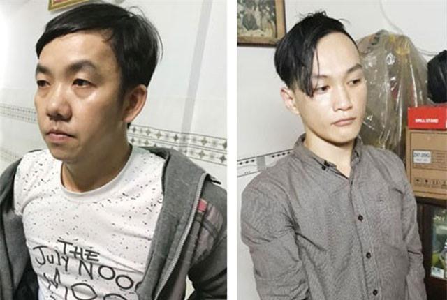 Kẻ cướp ngân hàng ở Tiền Giang uống thuốc diệt cỏ trước khi bị bắt