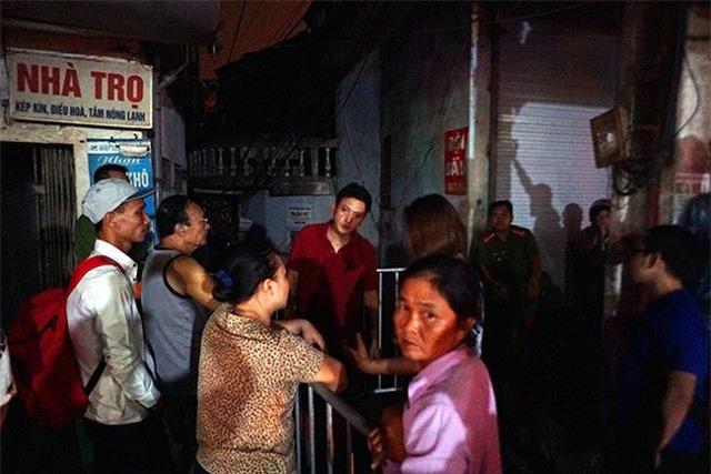 Viện Nhi TƯ cấp lại giấy tờ, hỗ trợ bệnh nhân vụ cháy ở Đê La Thành