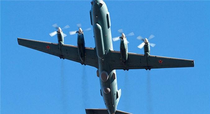 Nóng: Máy bay quân sự Nga chở 14 quân nhân mất tích gần căn cứ Syria