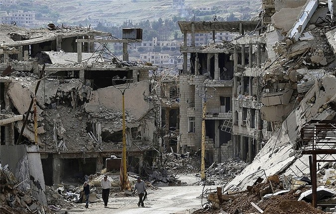 Thông điệp của Nga về chiến dịch quân sự tại Idlib - Syria