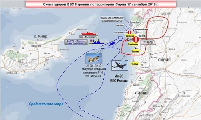 Máy bay IL-20 bị bắn rơi, Nga phản ứng gay gắt với Israel