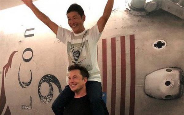 Gặp mặt tỷ phú Nhật Bản Yusaku Maezawa được Elon Musk cho đi vòng quanh mặt trăng
