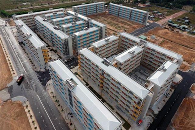 Săn căn hộ mini giá rẻ giáp ranh Sài Gòn