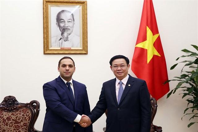 Bulgaria muốn thành 'cửa ngõ' để hàng hoá Việt Nam vào EU
